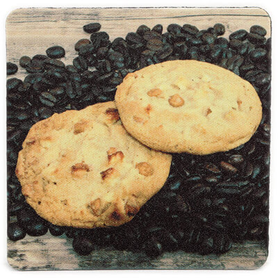 Cookies and Coffee Coaster