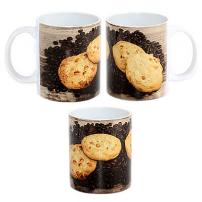 Cookies & Coffee Mug