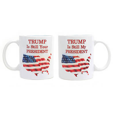Trump is Still President Mug