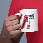 Red Friday Mug