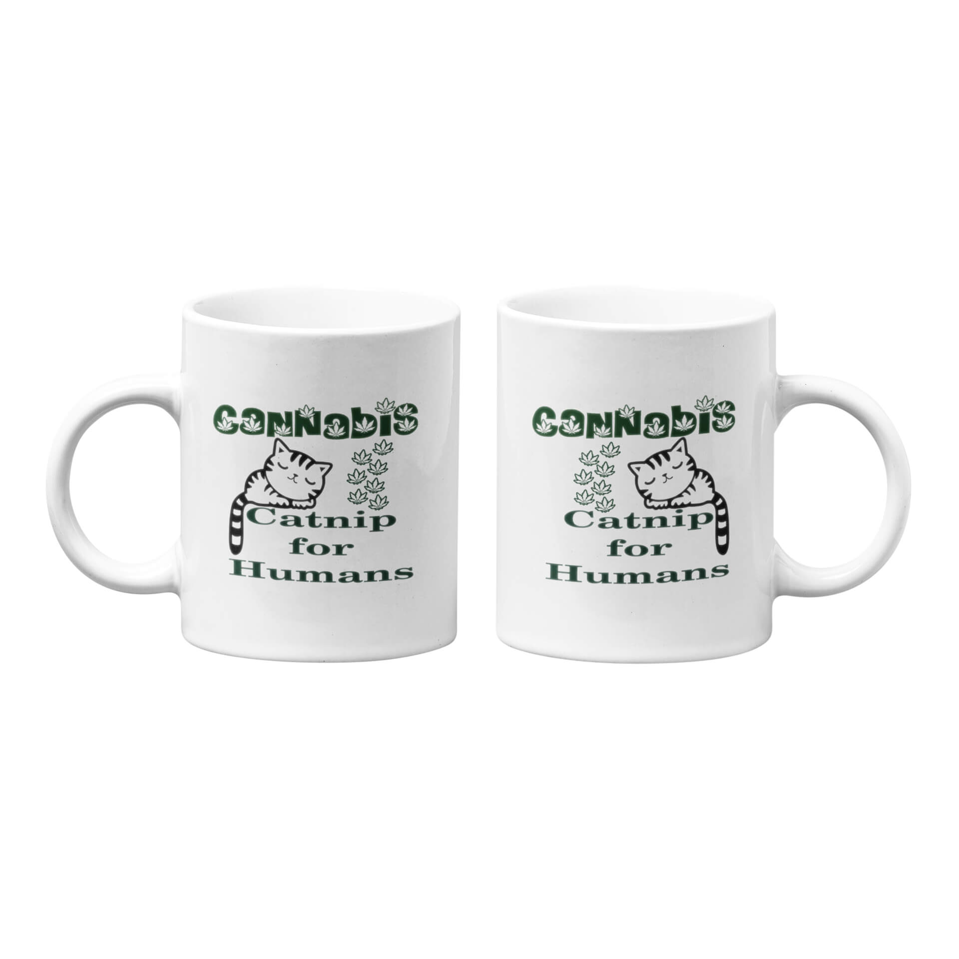 Cannabis - Catnip for Humans Mug