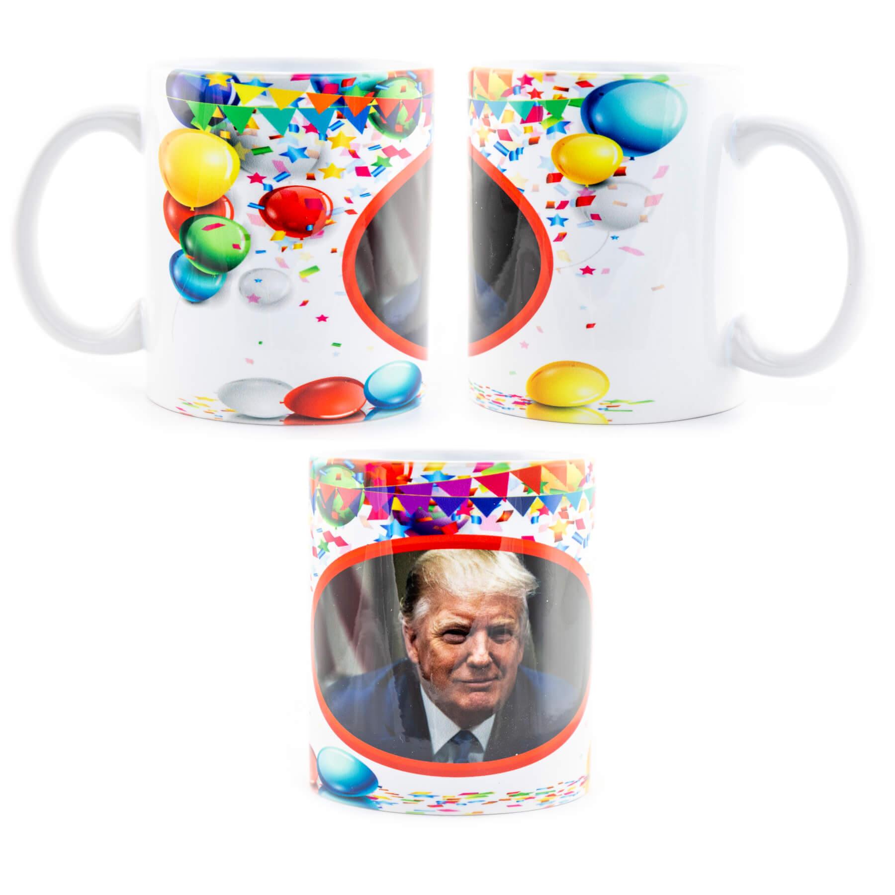 Celebrate Trump Mug