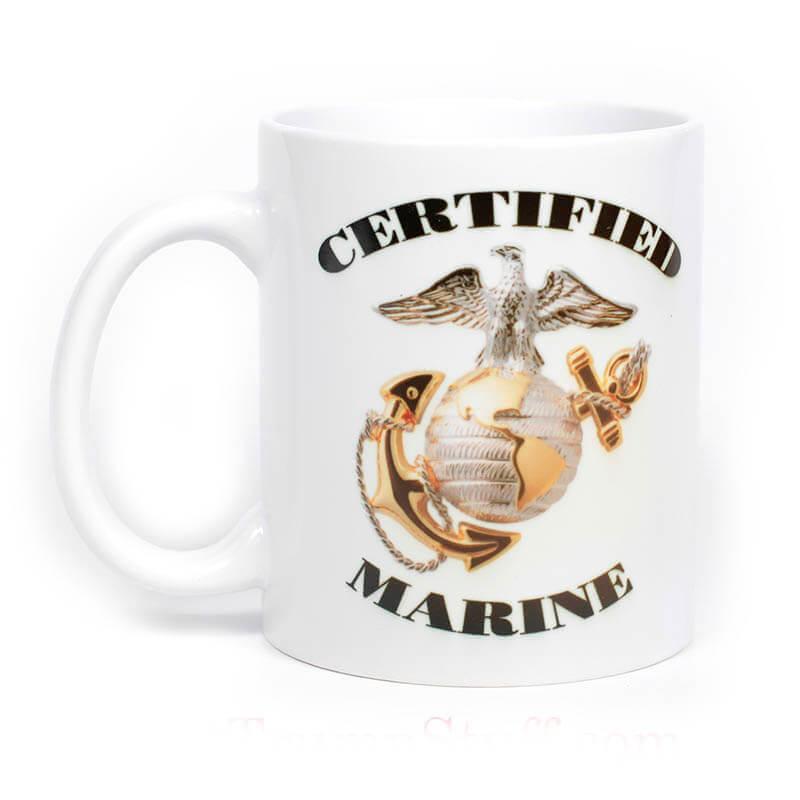 Certified Marine Mug