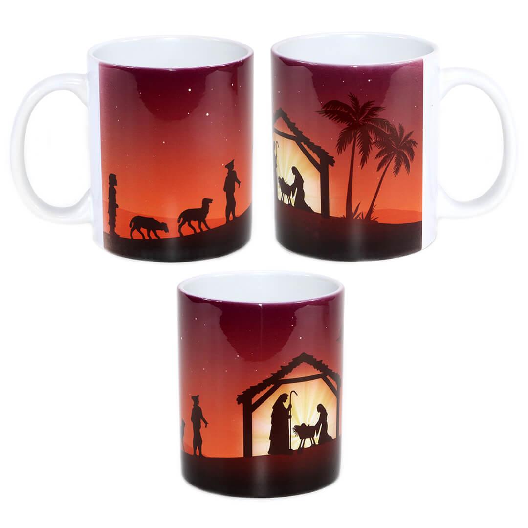 Nativity Night Mug