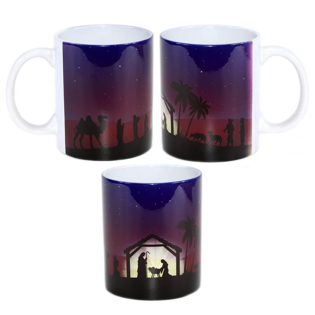 Nativity Night Wisemen Mug