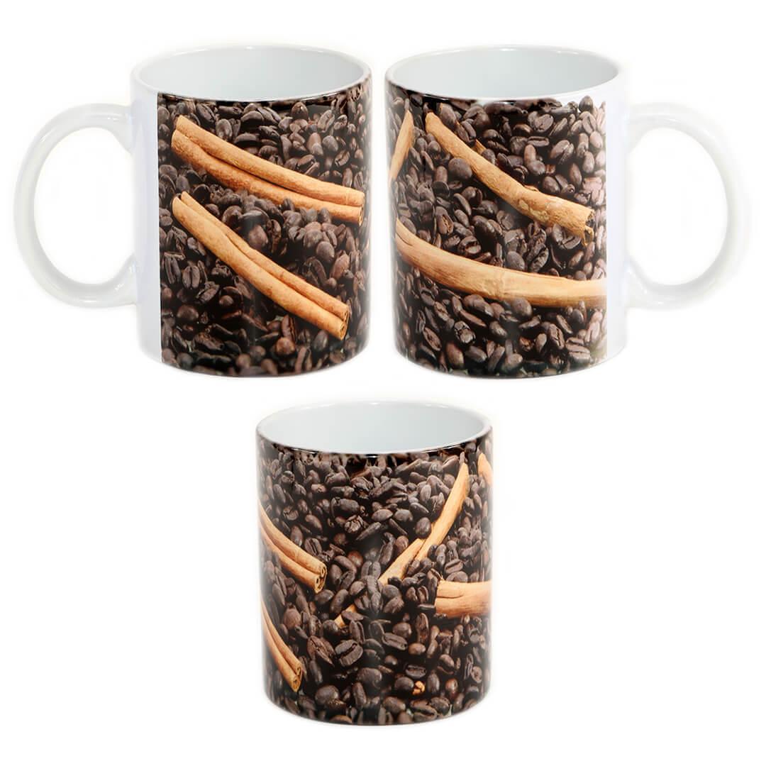 Cinnamon & Coffee Mug