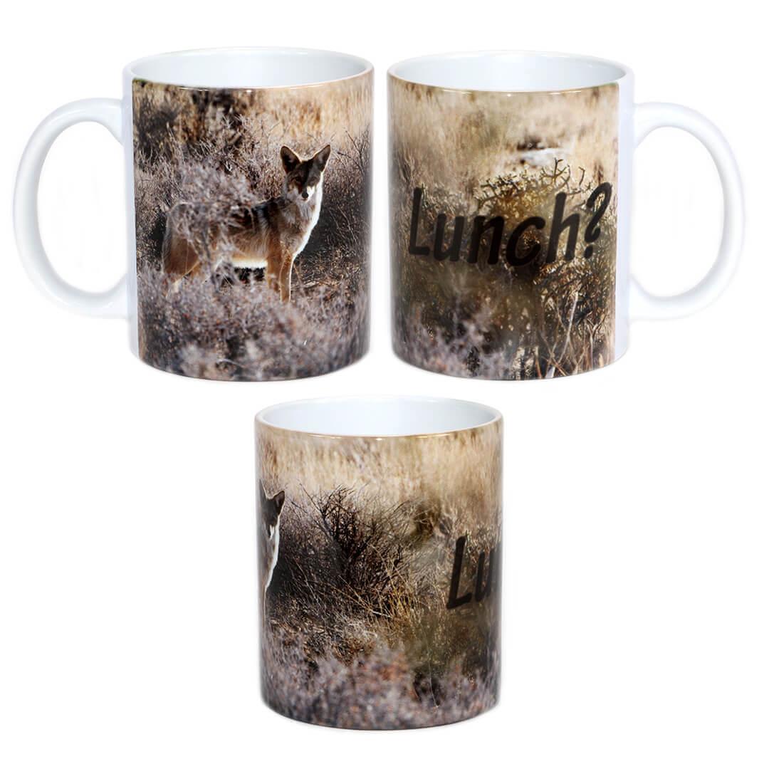 Coyote Lunch Mug
