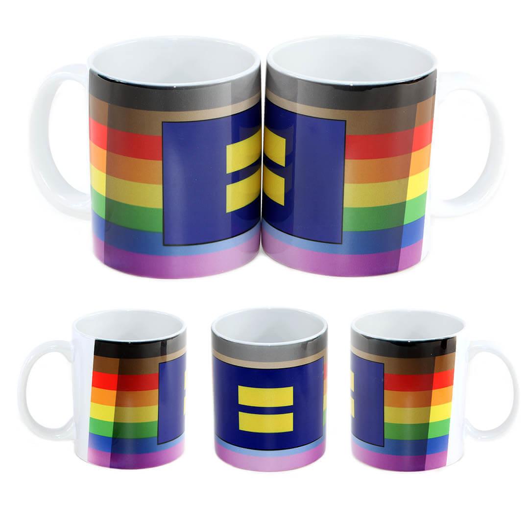 Diversity Equality Mug