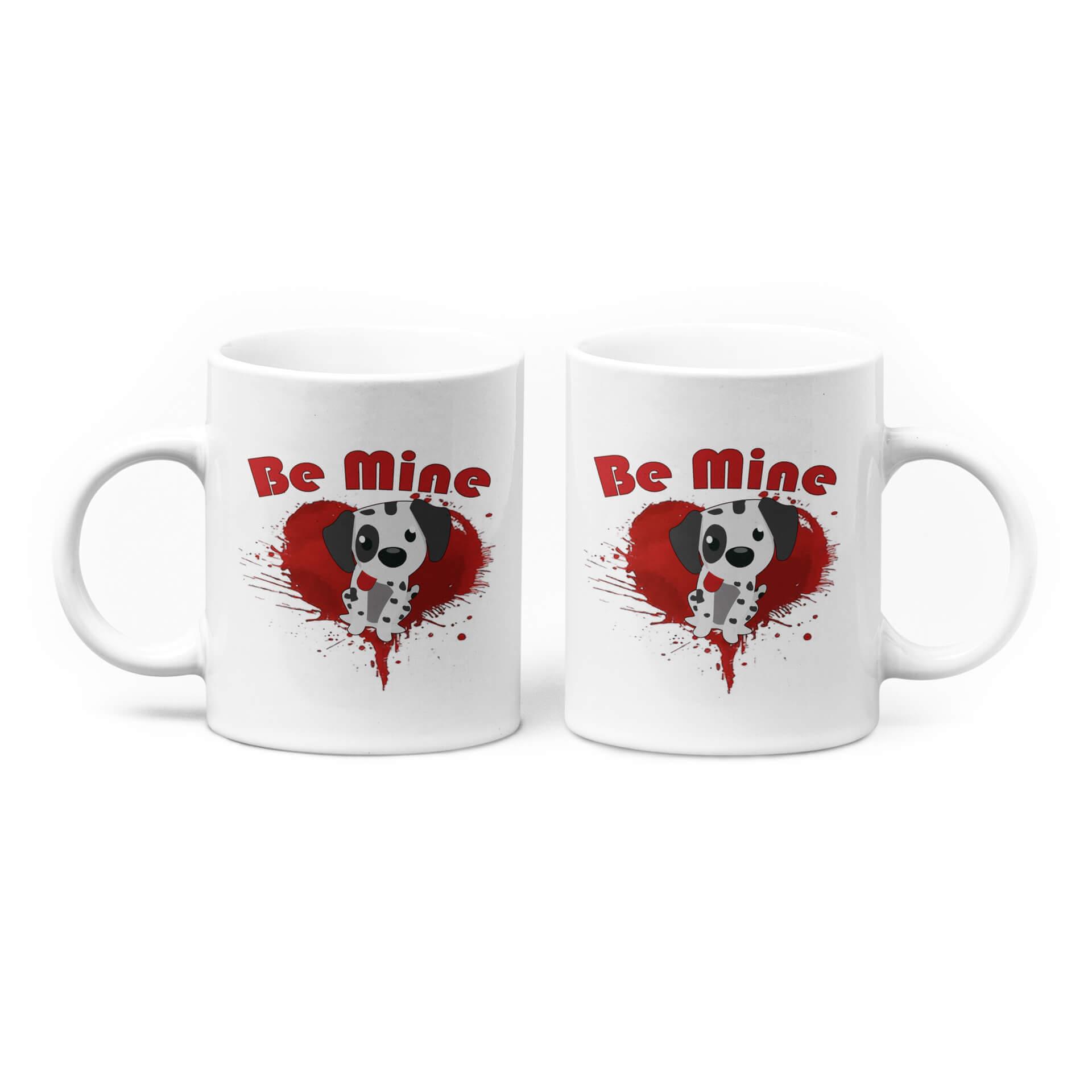 Dog Be Mine Mug