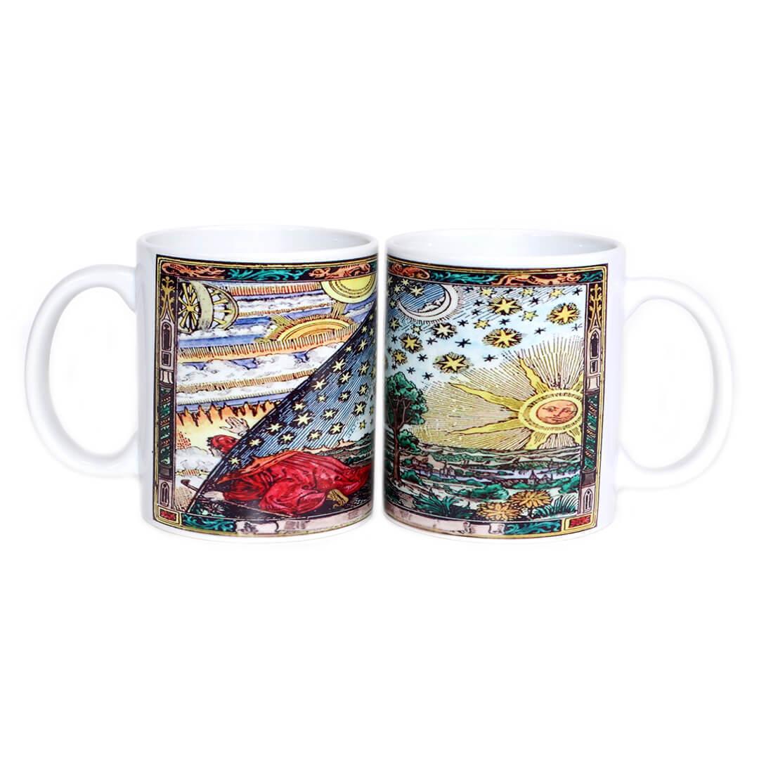 Flammarion Engraving Mug