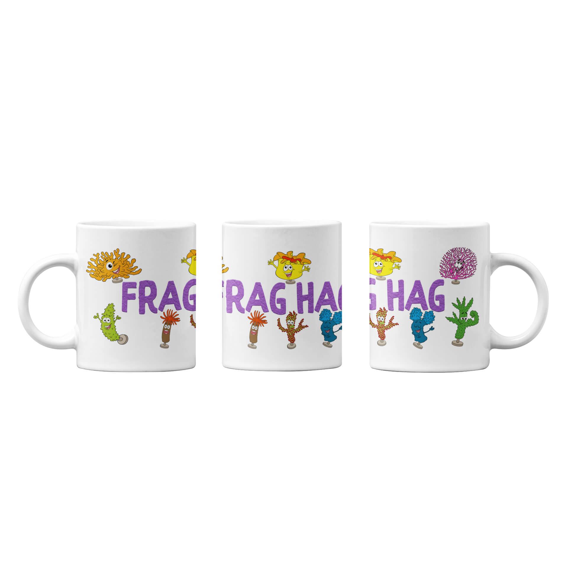 Frag Hag Mug