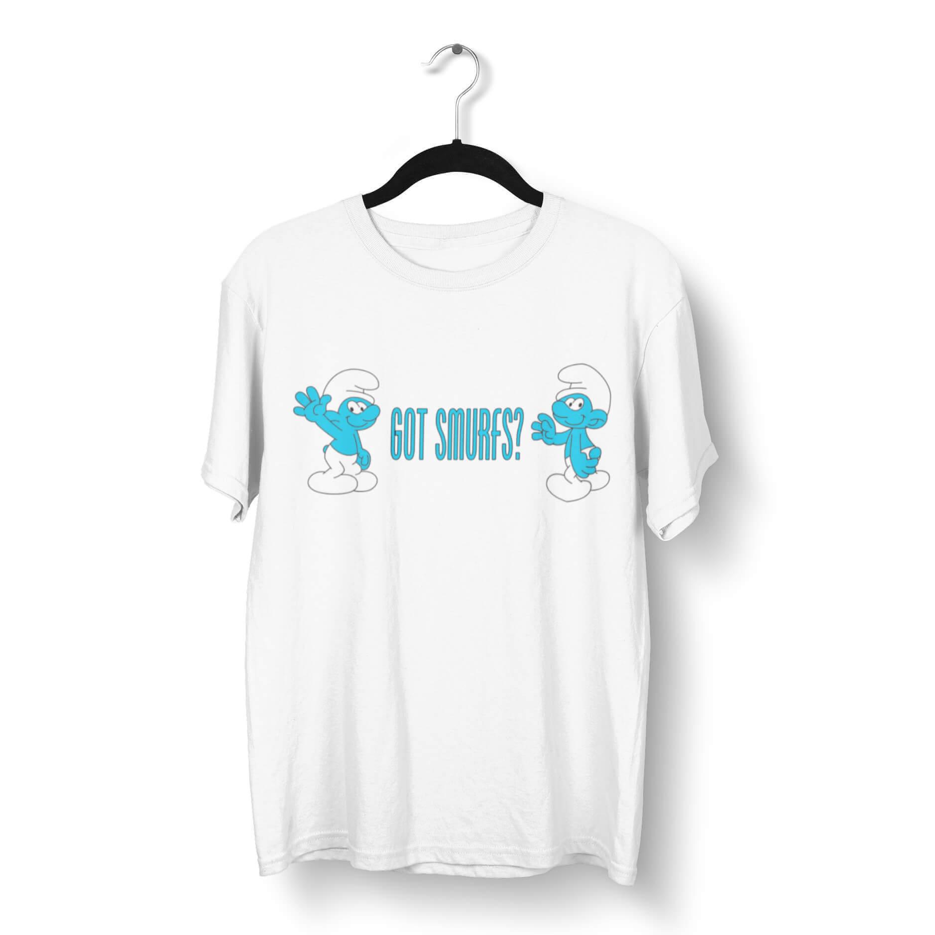 Got Smurfs T-Shirt