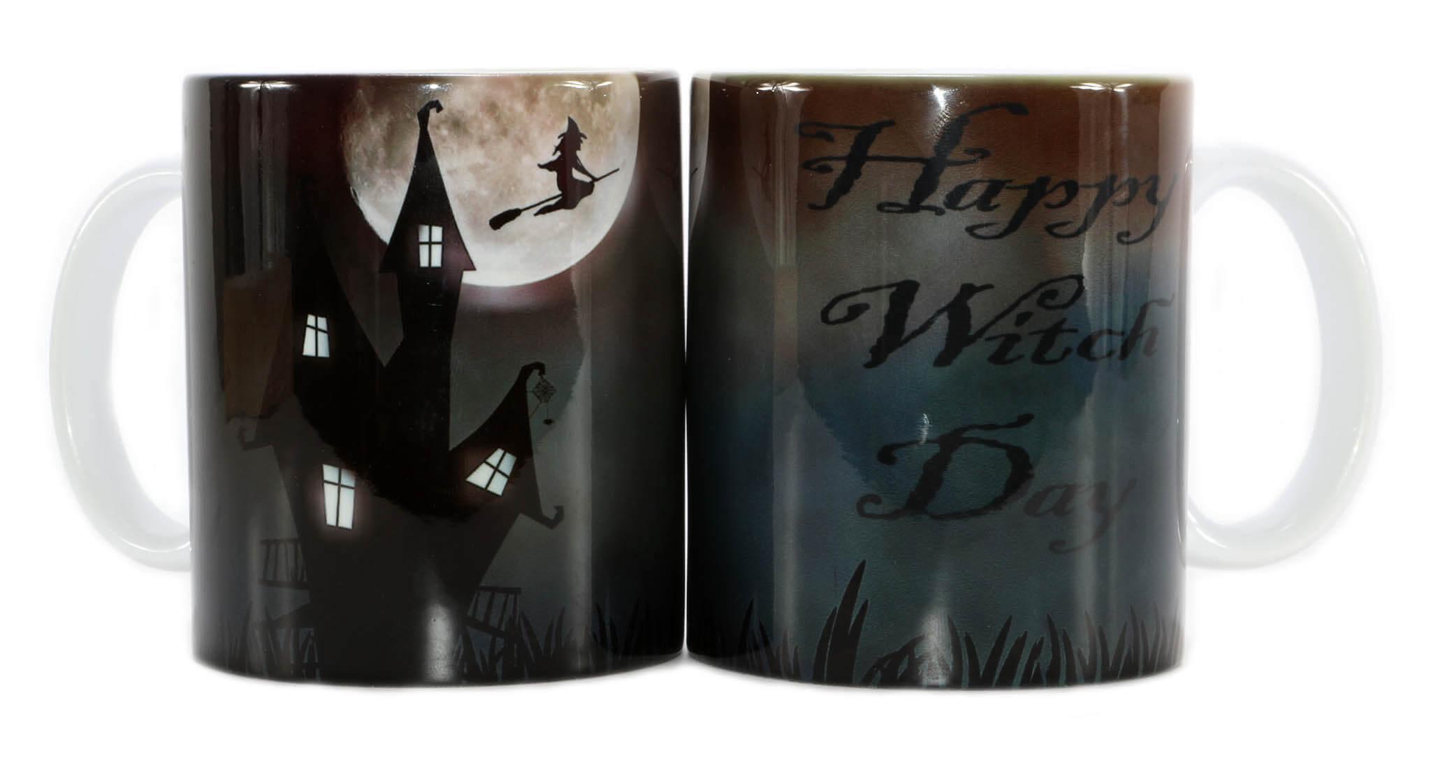 Happy Witch Day Mug