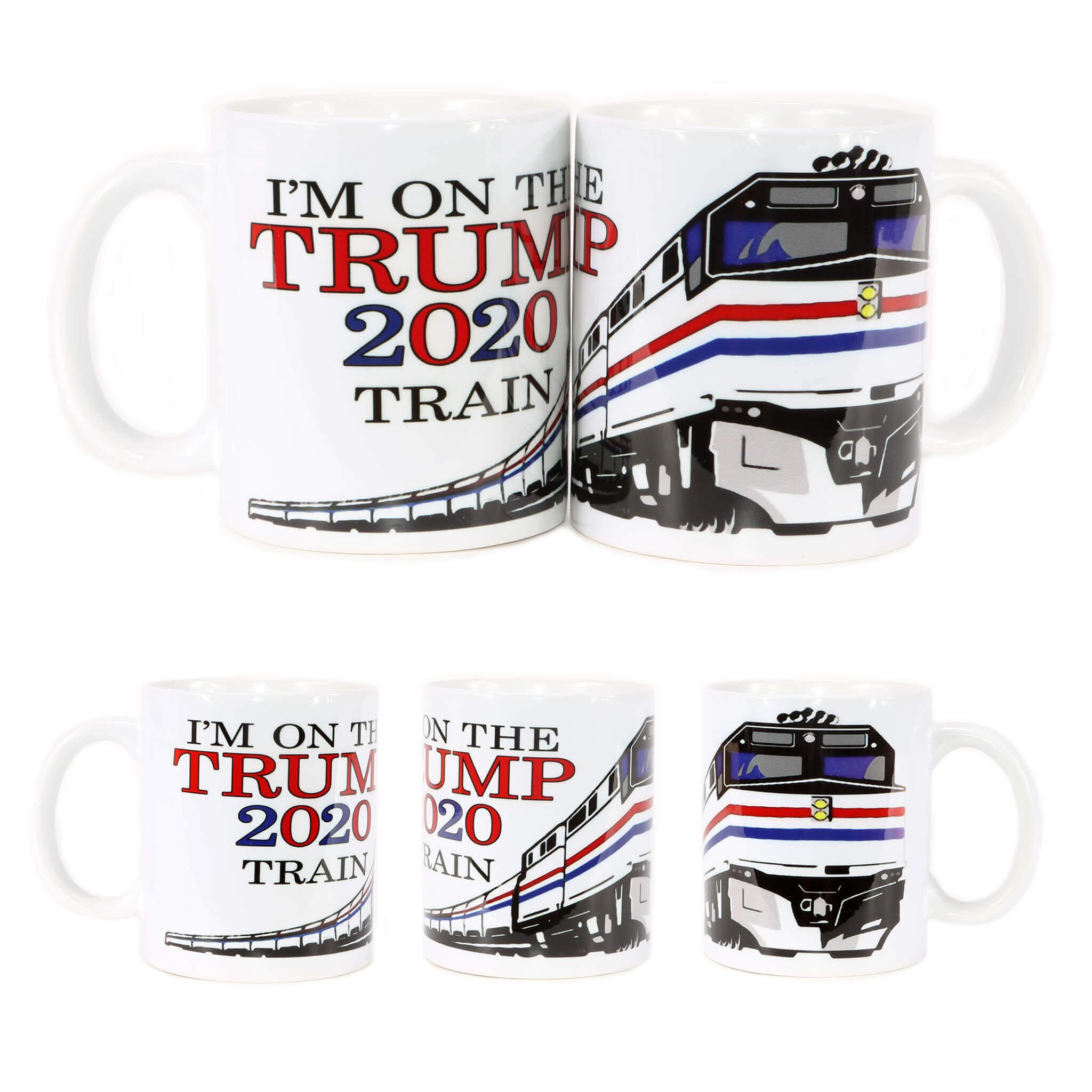 I'm on the Trump Train Mug