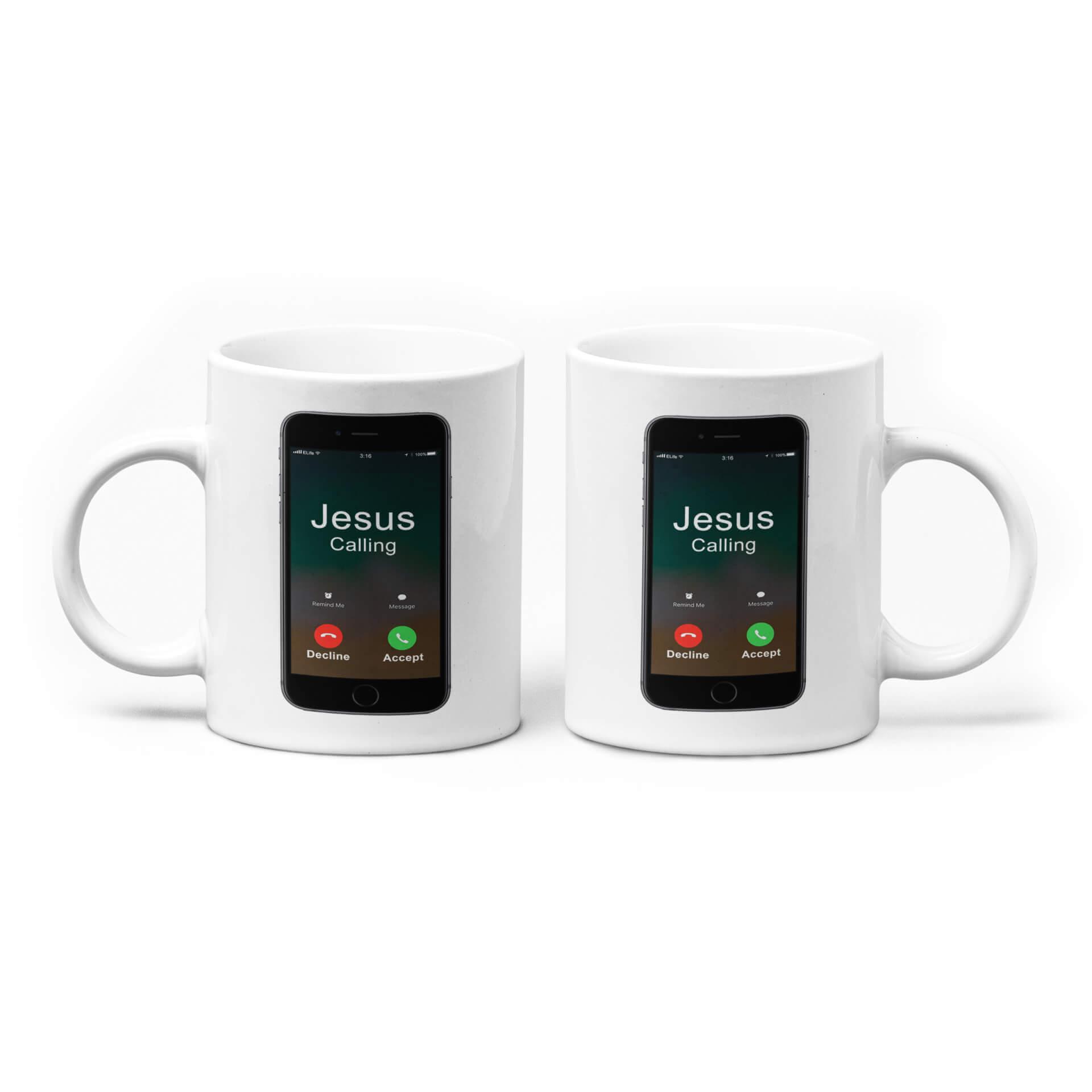 Jesus Calling Mug