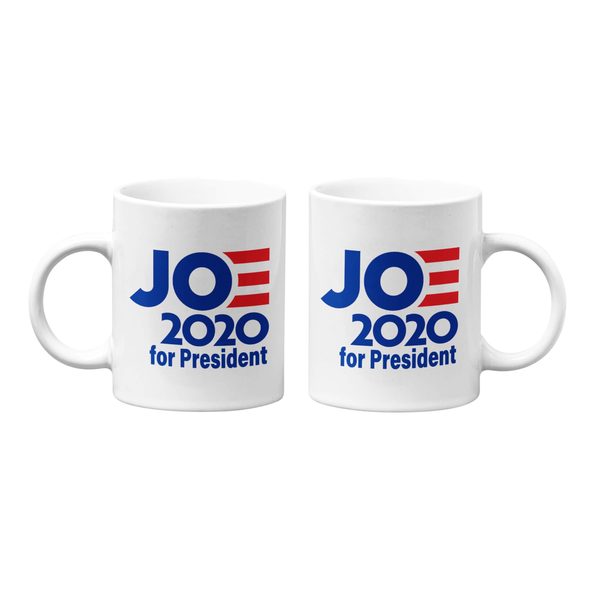 Joe 2020 for President Mug
