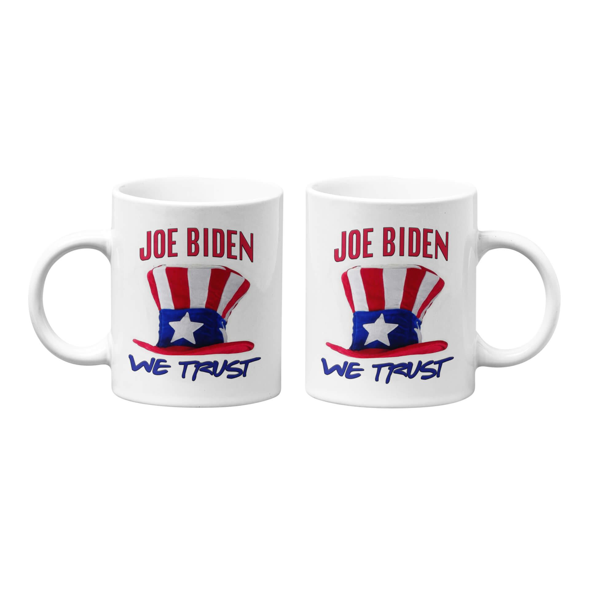 Joe Biden We Trust Mug