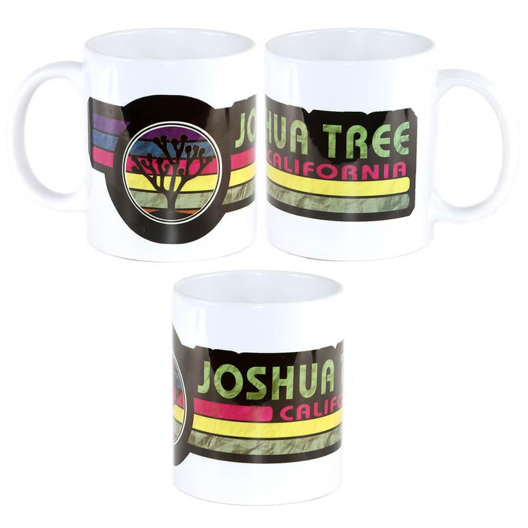 Joshua Tree Retro Mug