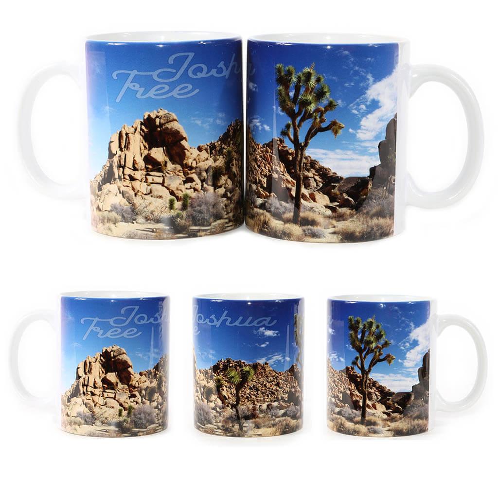 Joshua Tree Blue Sky Mug
