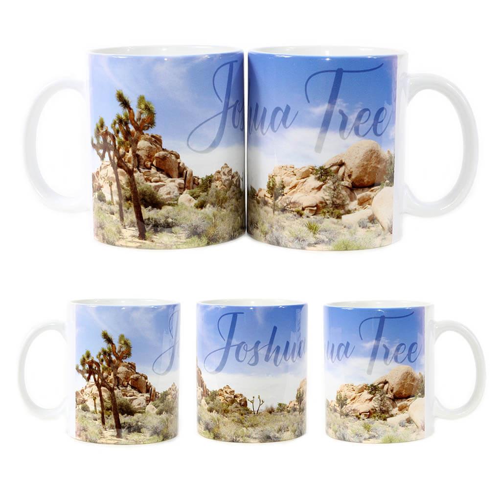 Valley in Joshua Tree Mug
