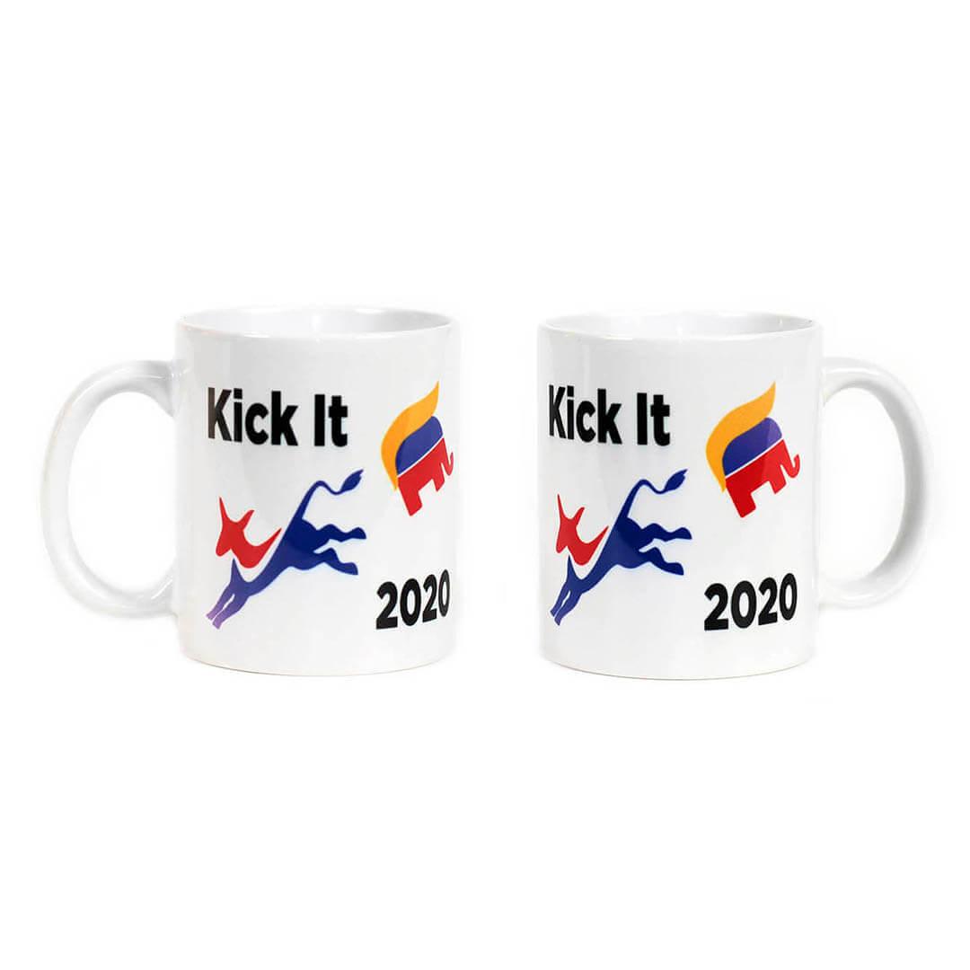 Kick It 2020 Mug