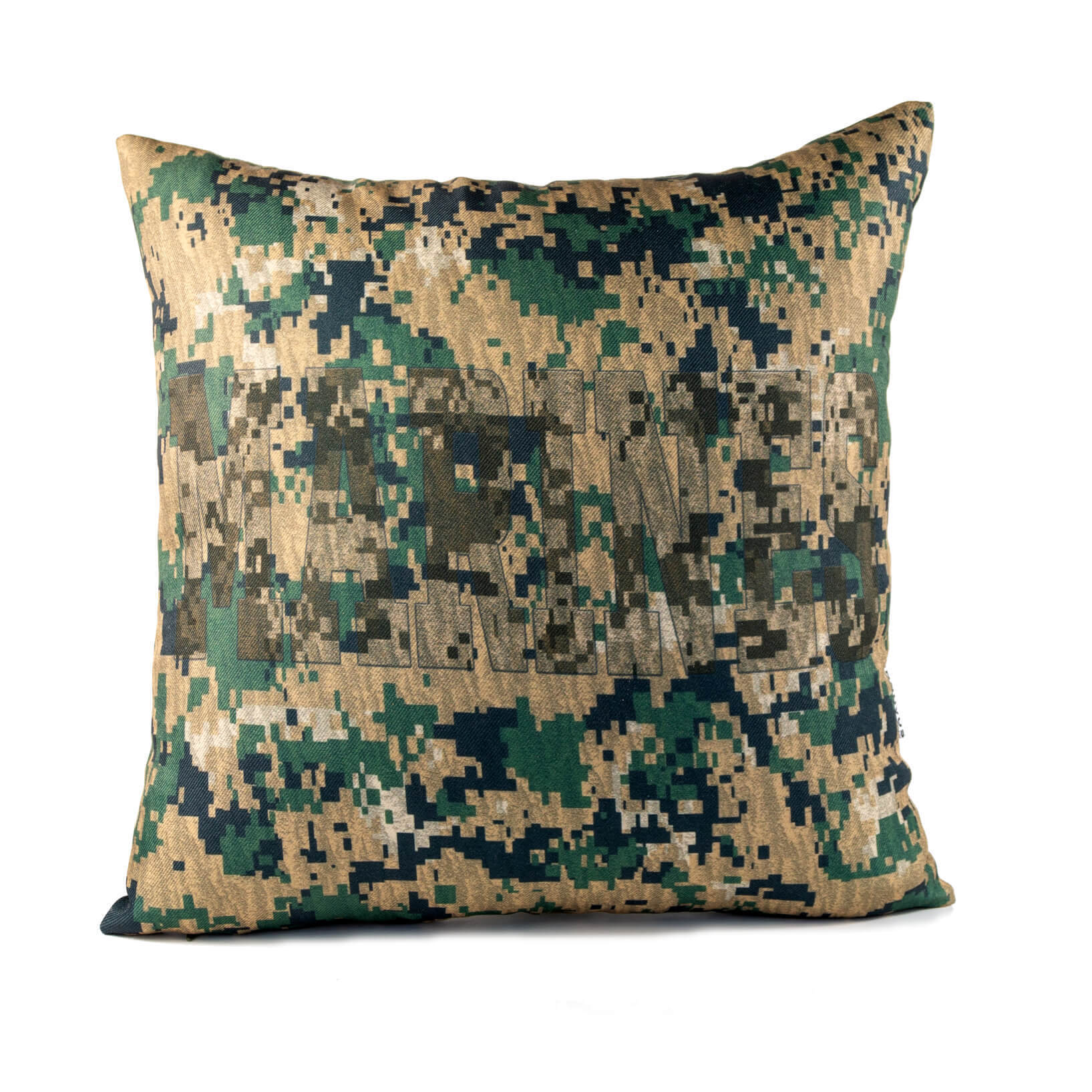 Marines Digital Camo 14in Throw Pillow