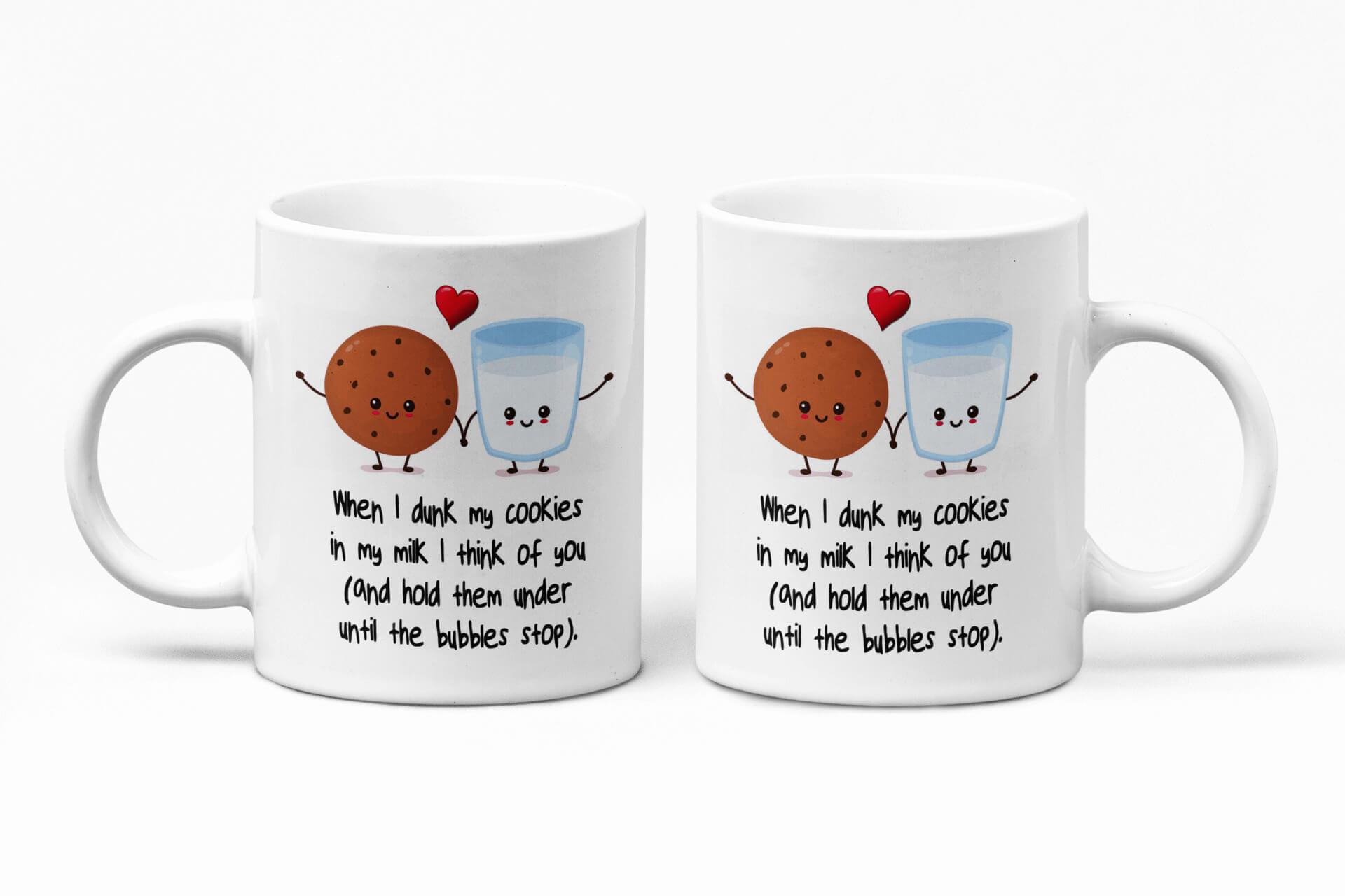 Milk and Cookies Mug