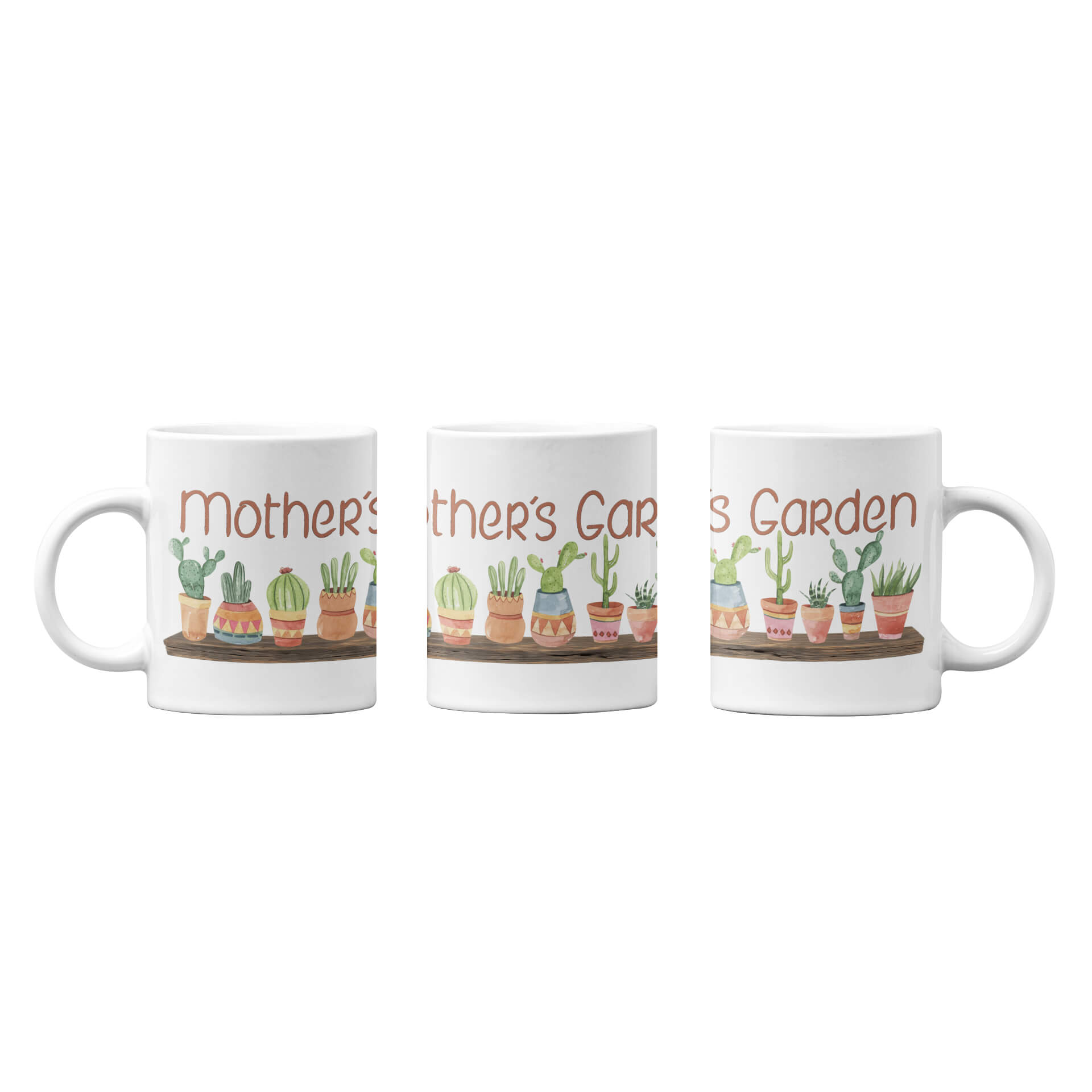 Mother's Garden Mug