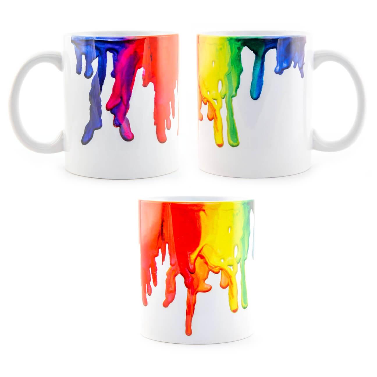 Paint Drip Mug