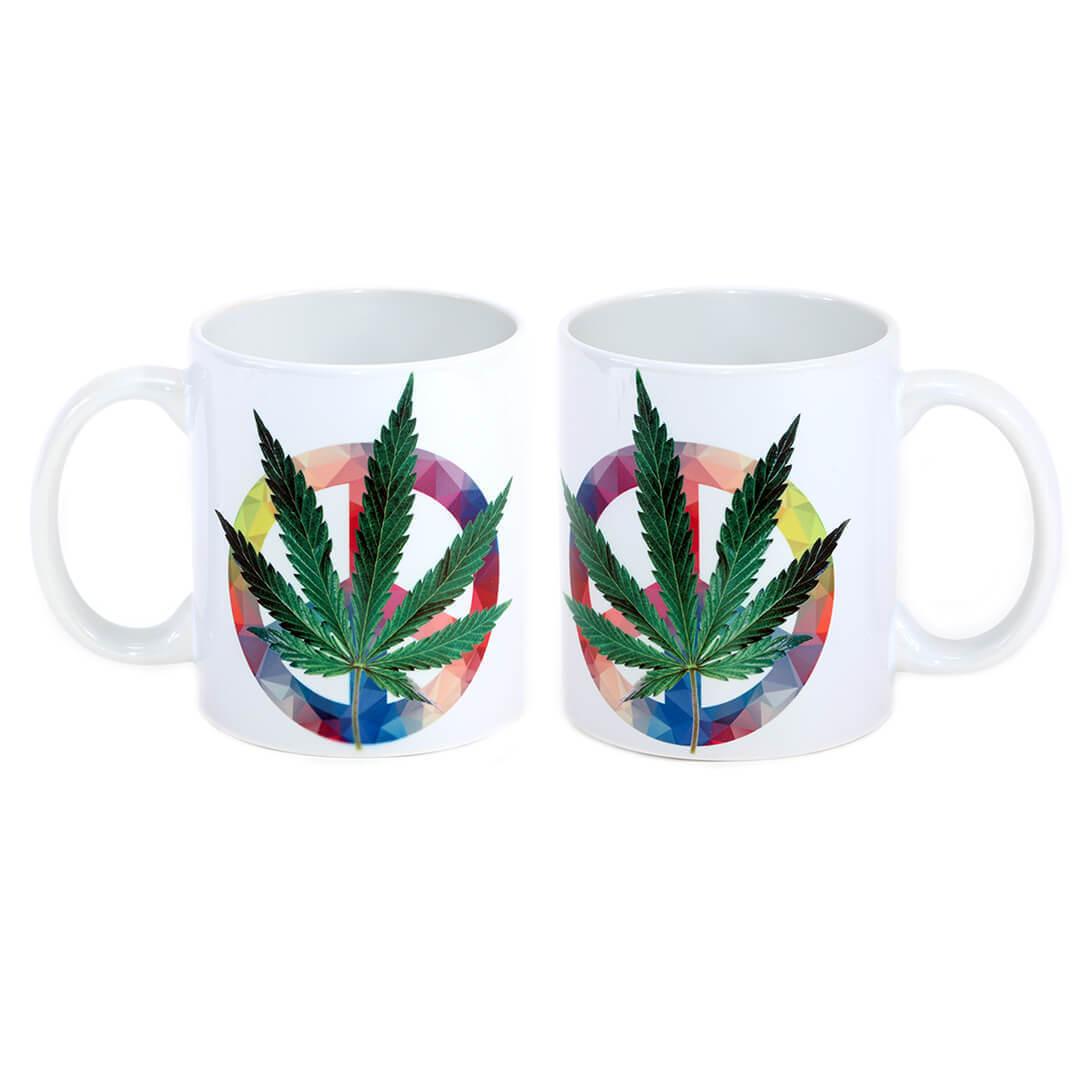 Peace Pot Mug
