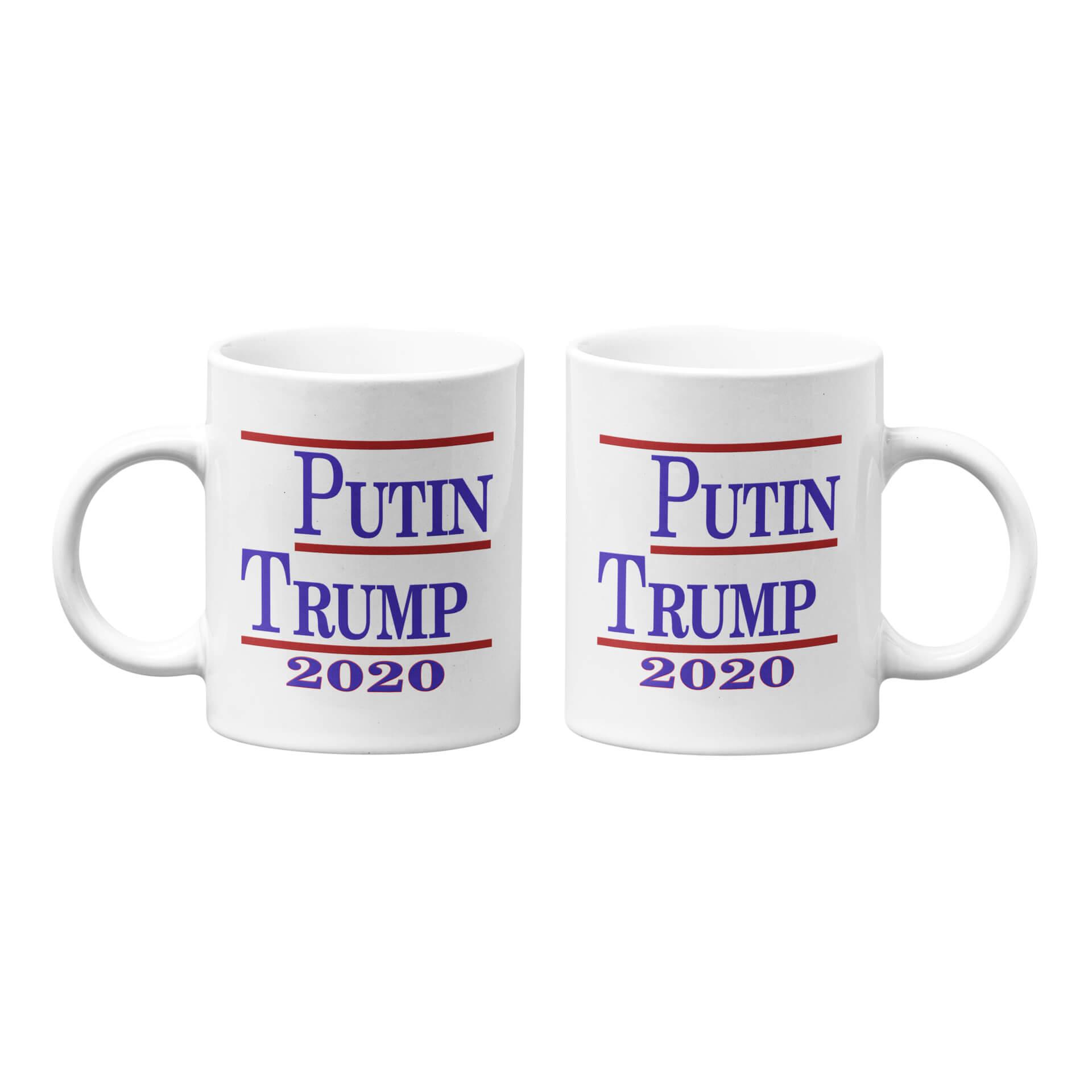 Putin Trump 2020 Sarcastic Mug