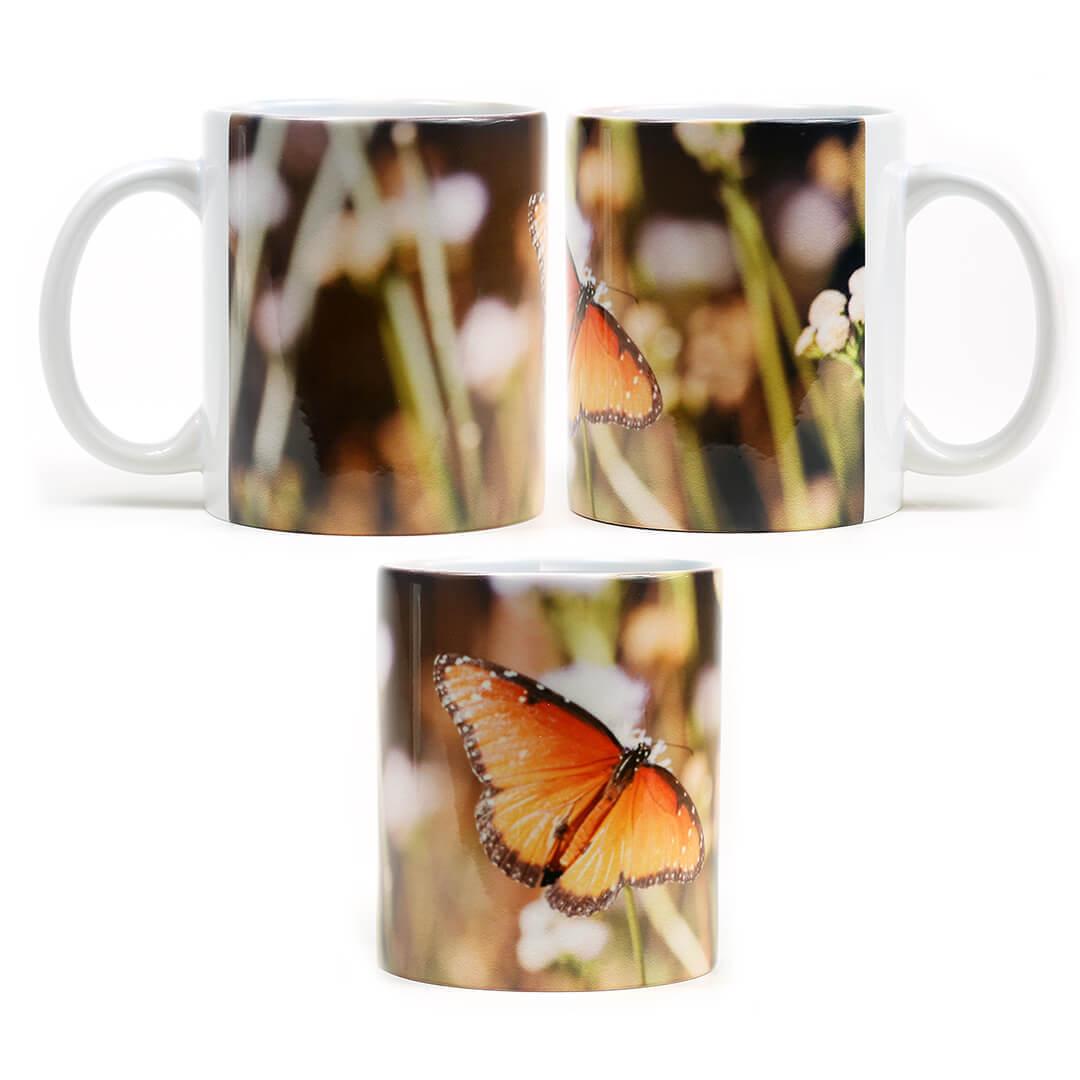 Queen Butterfly No 1 Mug