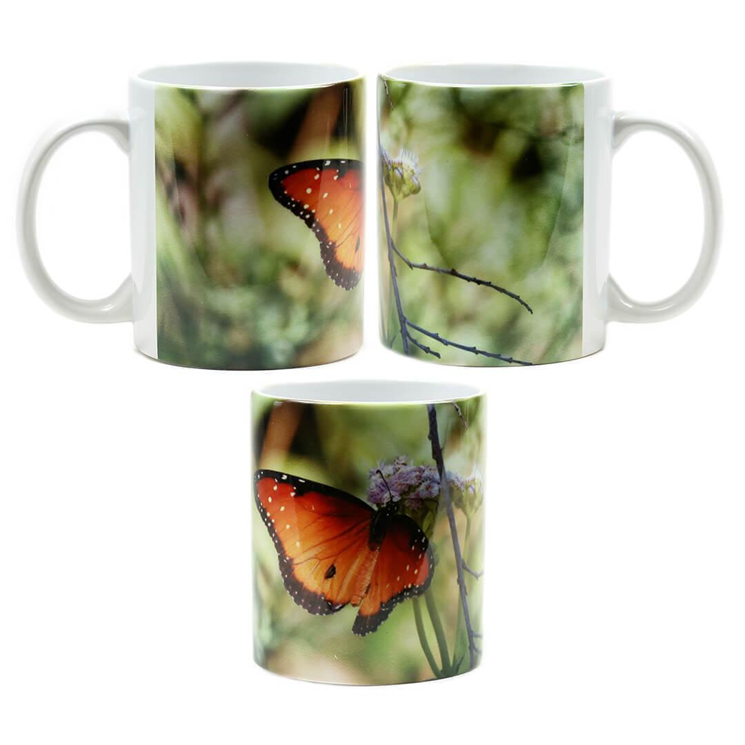 Queen Butterfly No 2 Mug