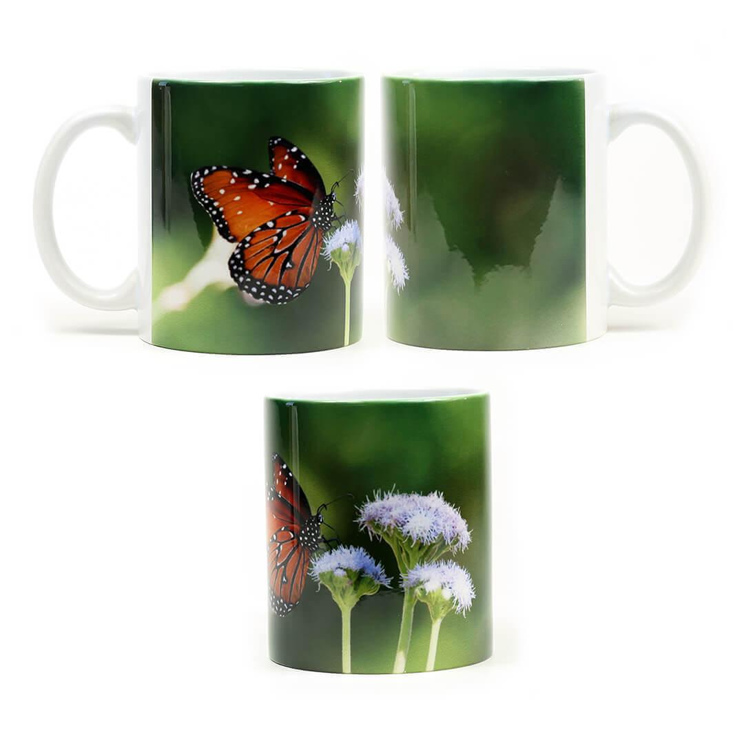 Queen Butterfly No 3 Mug
