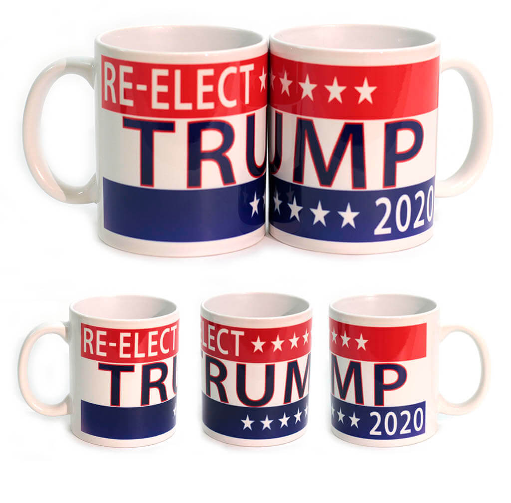 RE-Elect Trump 2020 Mug