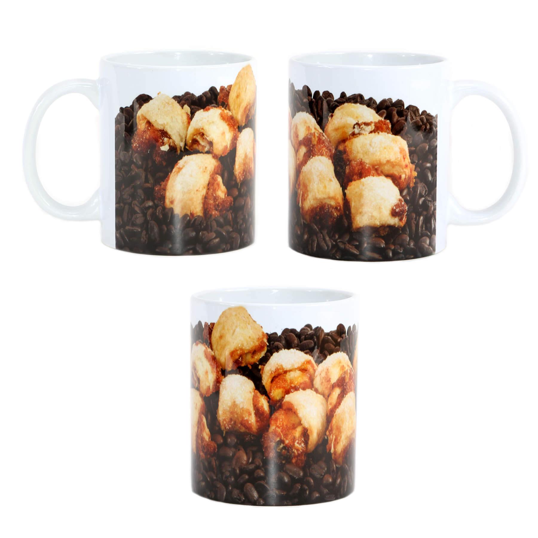 Rugelach & Coffee Mug