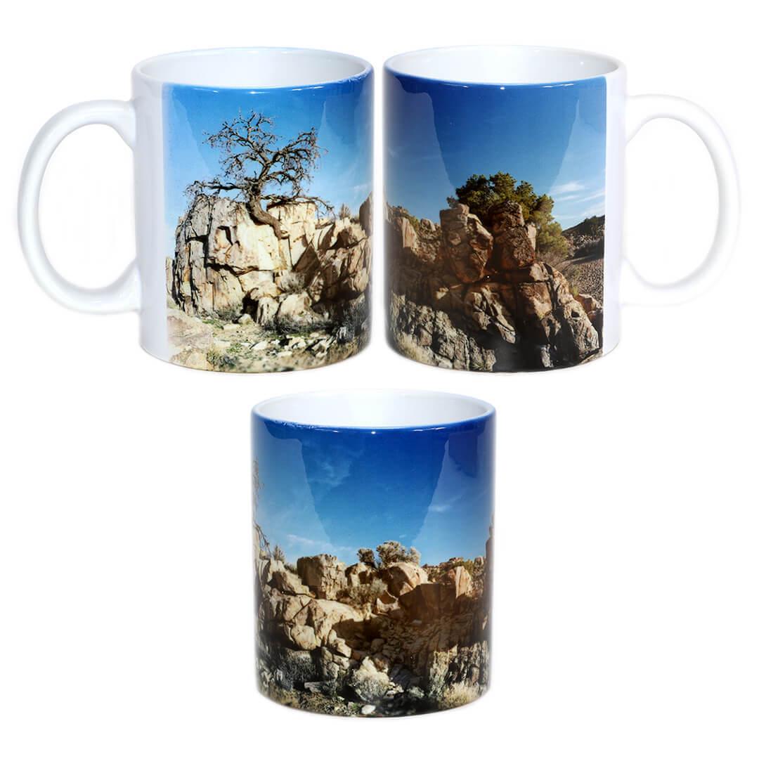 Joshua Tree - The Living and The Dead Mug