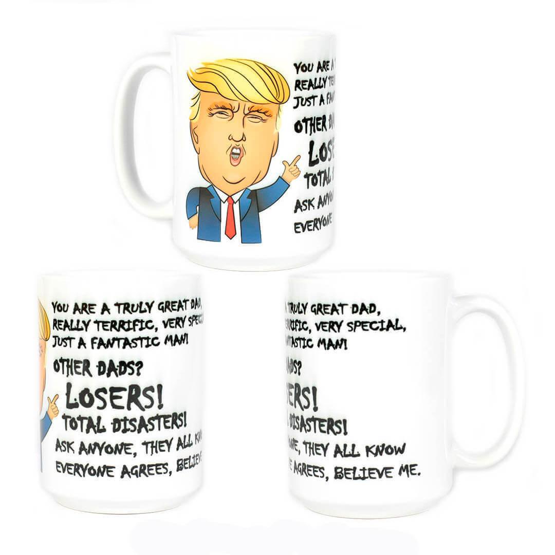 Trump Great Dad Mug