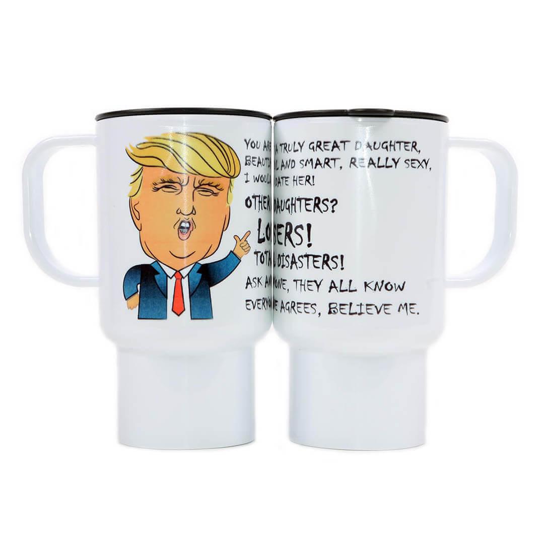 Trump Great Daughter Mug