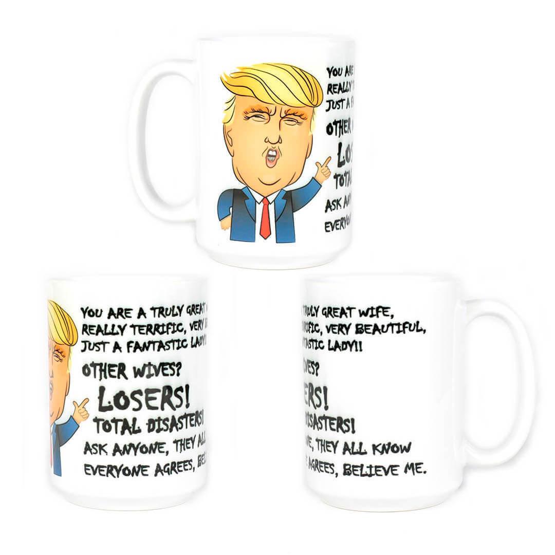 Trump Great Wife Mug