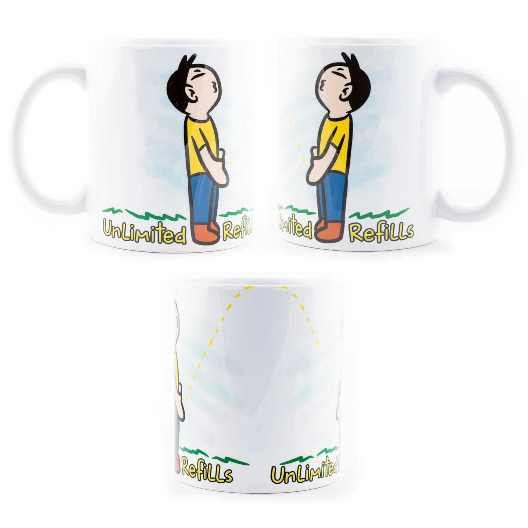 Unlimited Refills Mug