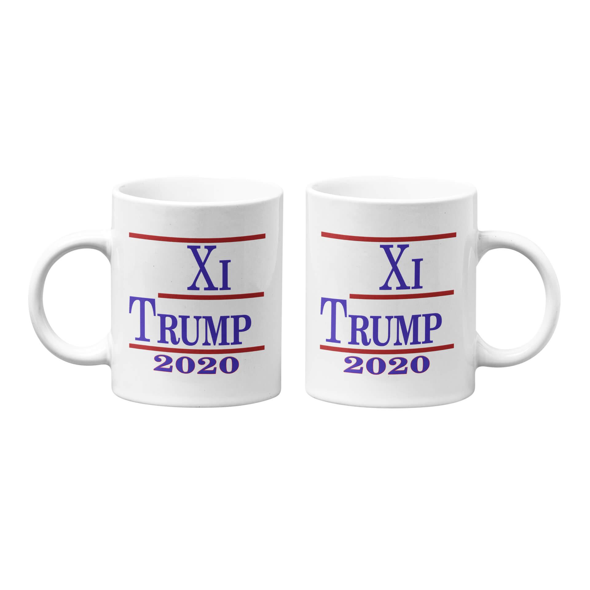 Xi Trump 2020 Sarcastic Mug